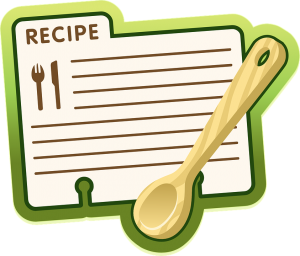 Recipe badge